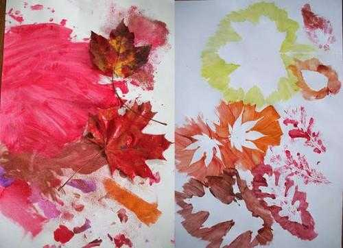 Поделки из листьев 1 класс презентация – Презентация к ...