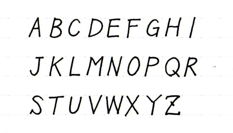 【アルファベットのコツ】ペン字の筆耕から知ったアルファベットをきれいに書くコツとは?