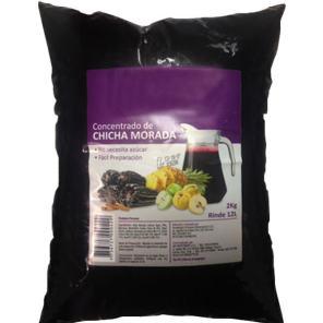 Maiz morado purple corn 4