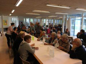 Sammen er vi MERE! Gratis fællesspisning @ Alsønderup Skole