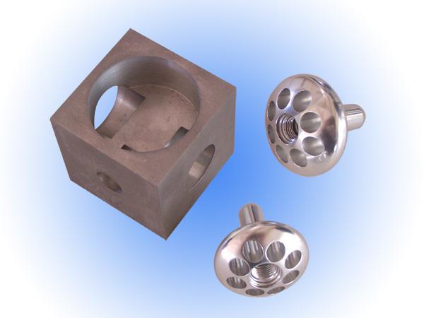Aluminium Støbning 1