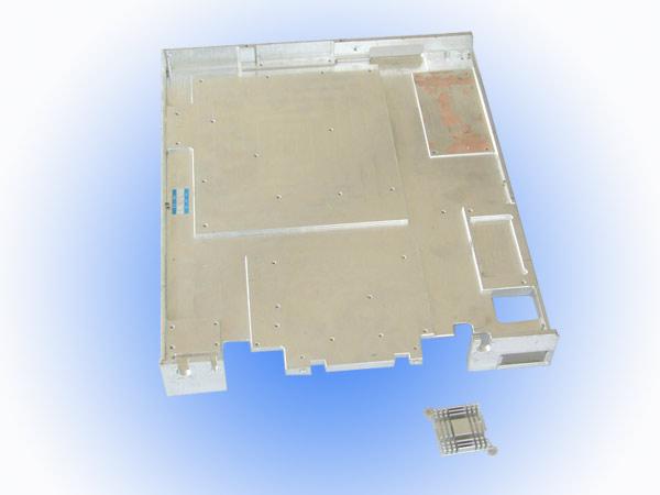Aluminium Plade 17