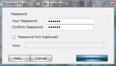 PasswordProtect USB