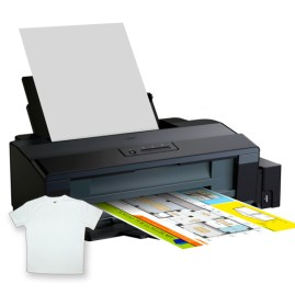 Профиль принтера Epson L1300 для сублимационной печати (ткань)