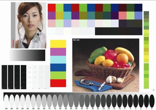 Epson Stylus Pro 3880. Матовая фотобумага. Экранная цветопроба.