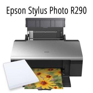 Цветовой профиль принтера Epson Stylus Photo R290