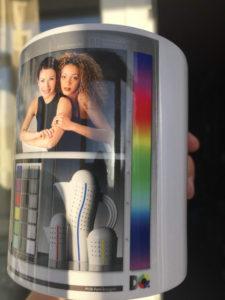 Профиль принтера Epson L222 | Печать с профилем 02