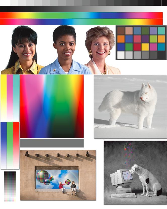 Цветовой профиль принтера Epson L222 | Цветопроба