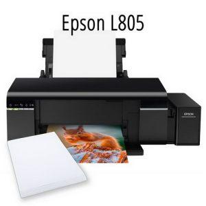 Цветовой профиль принтера Epson L805