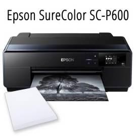 Цветовой профиль принтера Epson SureColor SC-P600