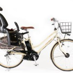 子供乗せ電動アシスト自転車をサイクルベースあさひとルイガノがタッグ!