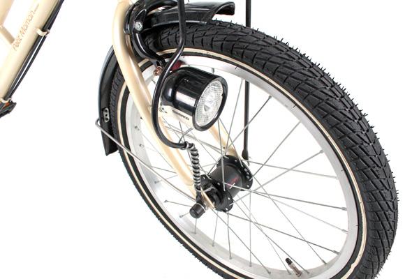 プチママンミニプラス タイヤ