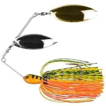 Ringed Spinnerbait -Fire Tiger