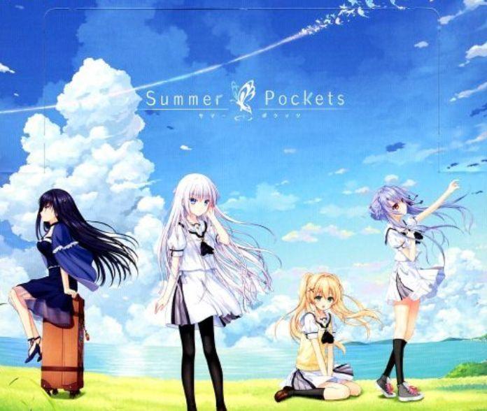 WS「Summer Pockets」の再販ブースターボックスが買えるネット通販ショップを発見!