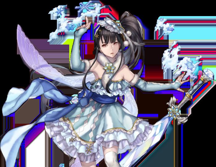 白雪妖精アリス