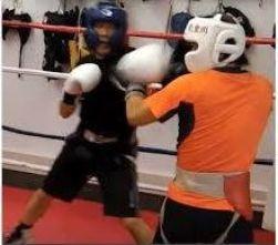 現在はボクシングに夢中です! エディタウンゼントジム