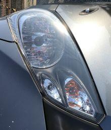 ホンダ フリード GB3 ヘッドライト磨き!黄ばみ 曇り取り 施工後