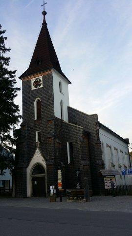 Kirche Kvilda