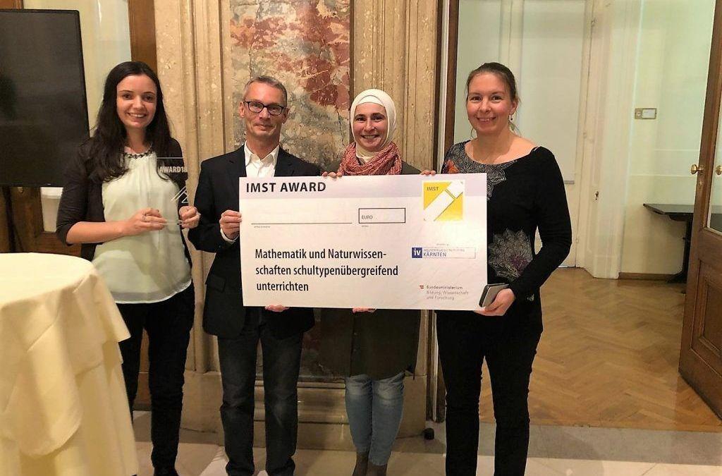 IMST-Award 2018