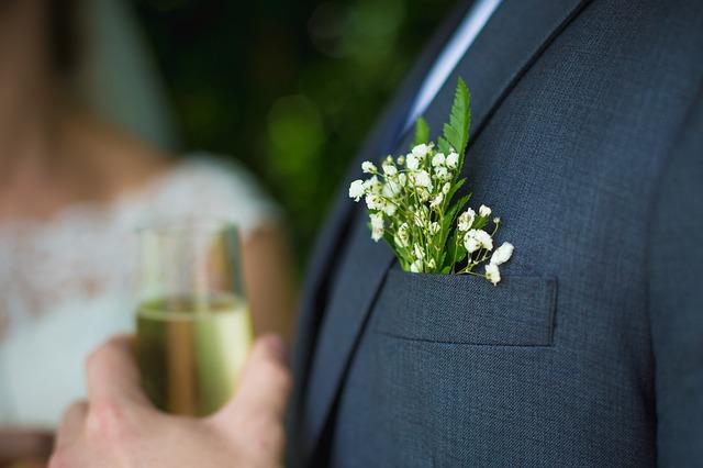 sommer bryllup