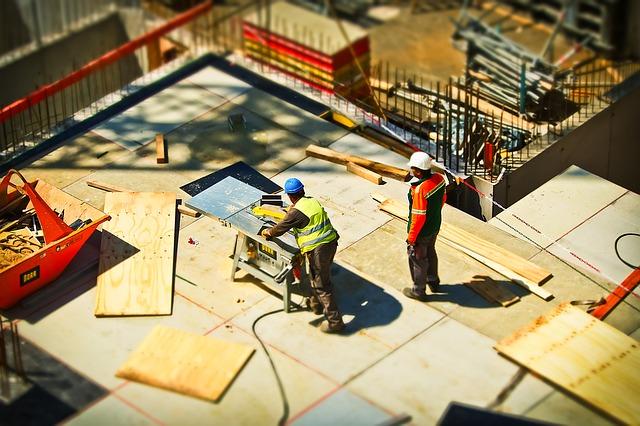 byggearbeid