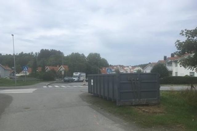 container bodø