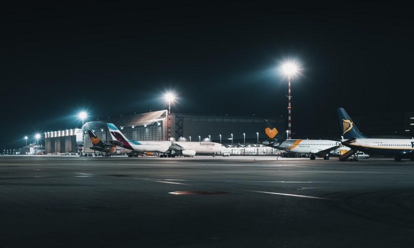 lufthavn ferie