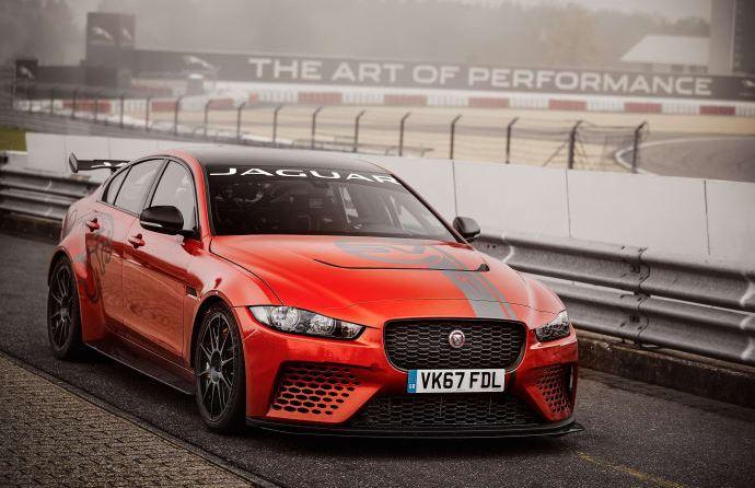 jaguar bil