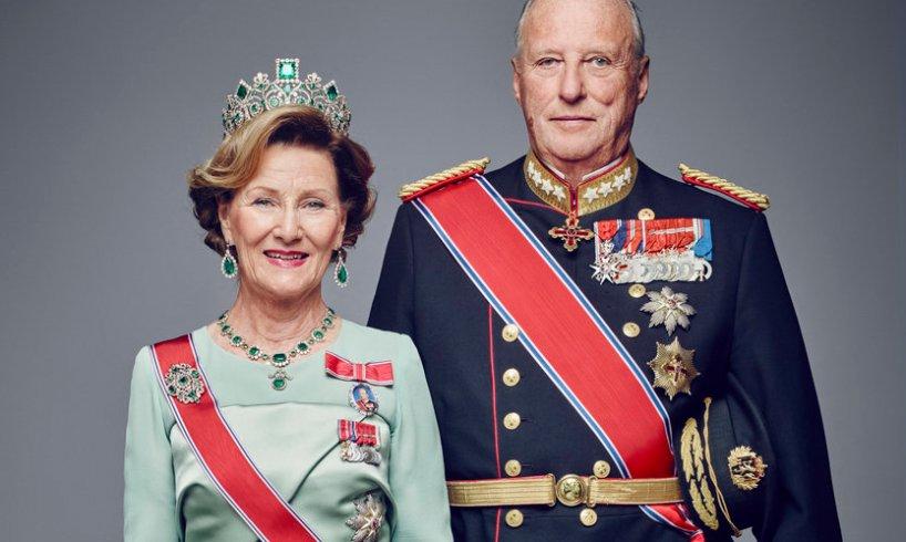 konge dronning