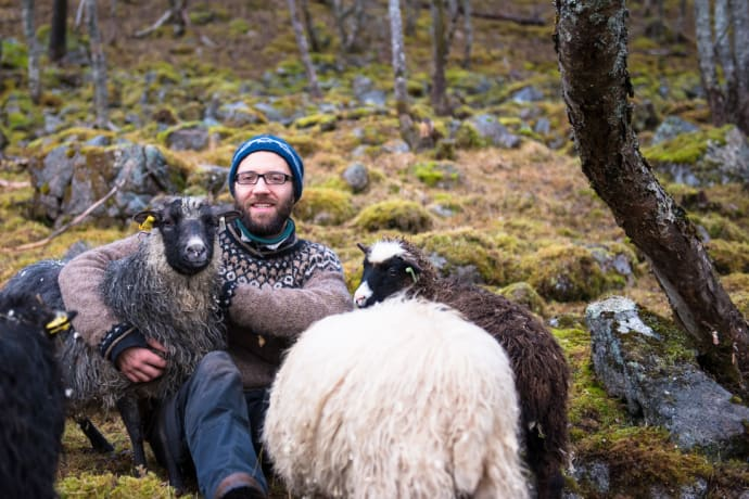 Foto: Nøisomhed gård