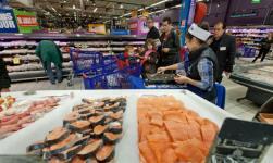 fisk eksport