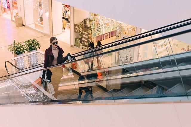 kjøpesenter butikker