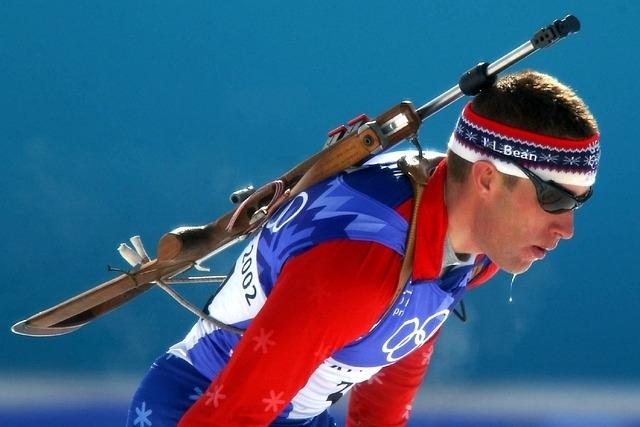 skiskyting ol