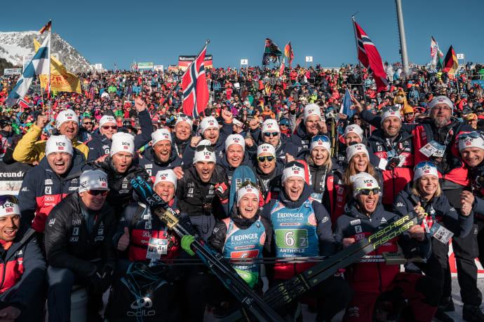 norges skiskytterforbund