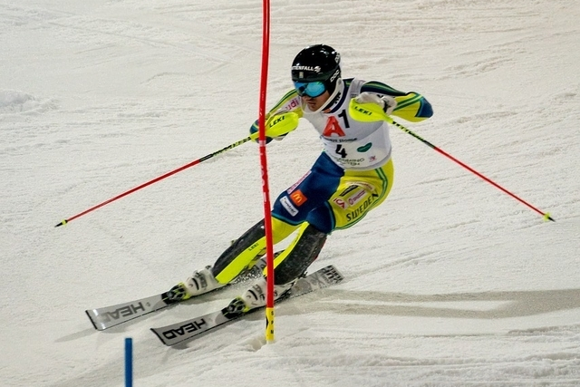 alpint ski