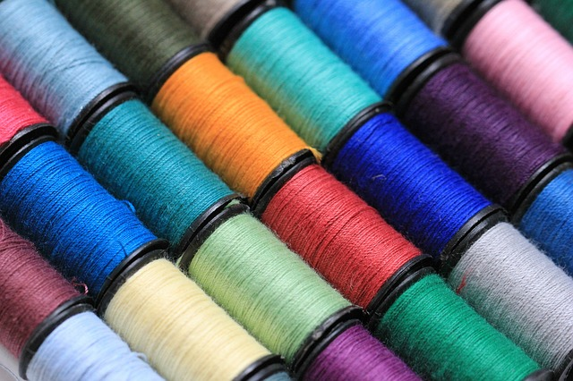 sytråd tekstil