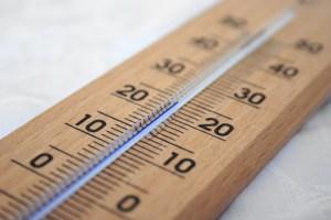varme termometer været