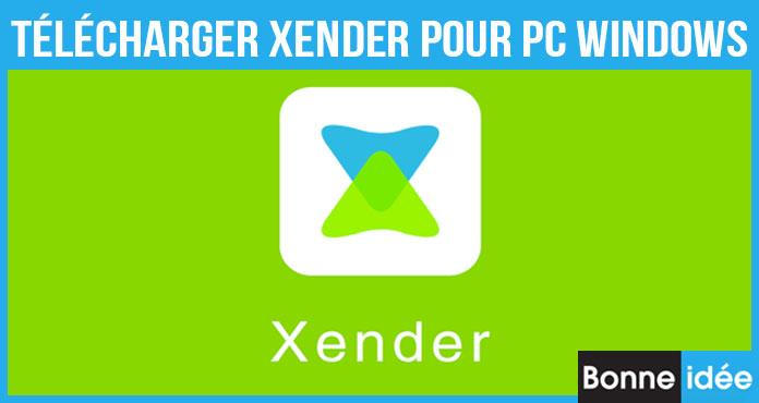 PC TÉLÉCHARGER GRATUITEMENT POUR XENDER