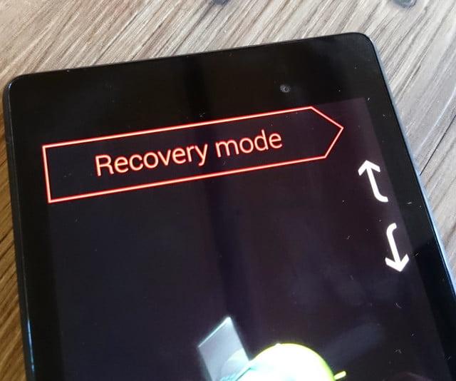 Entrer en mode recovery sur Huawei Nova 3i