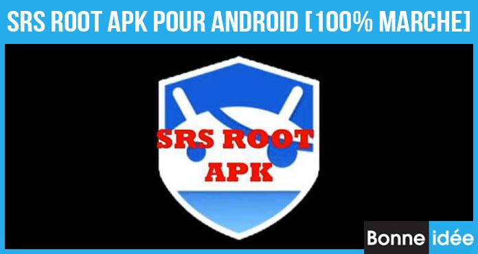 SRS Root APK