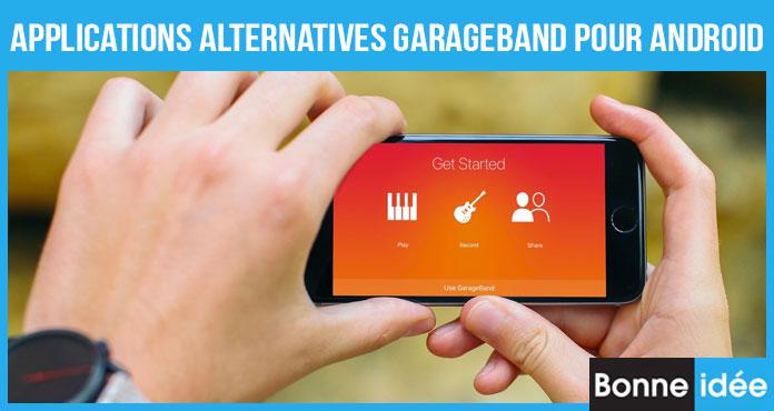 Applications Alternatives GarageBand