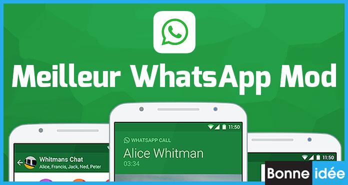Meilleur WhatsApp Mod APK Télécharger
