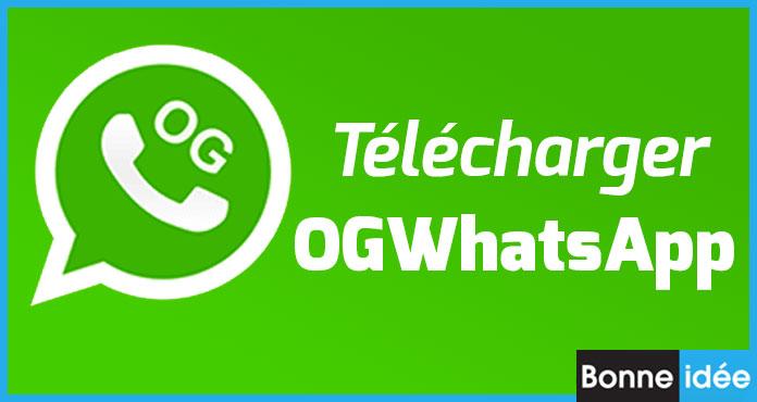 OGWhatsApp Apk Télécharger pour Android