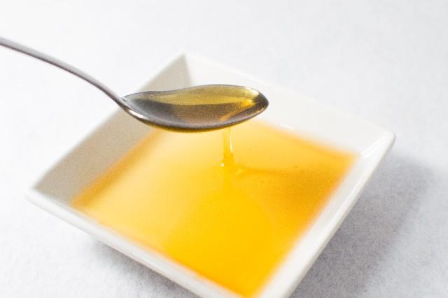 ごま油は色が変わる