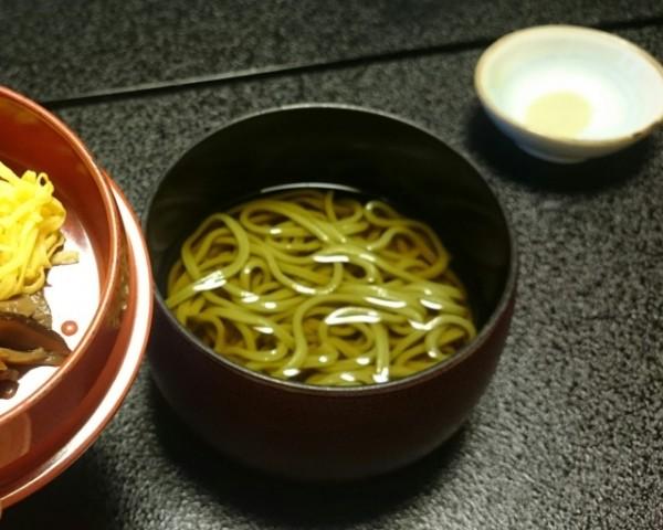 茶そばの保存方法