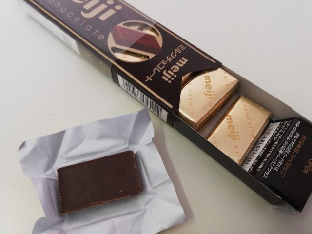 チョコレートの保存
