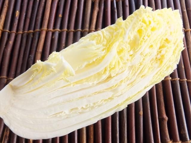 白菜の消費期限
