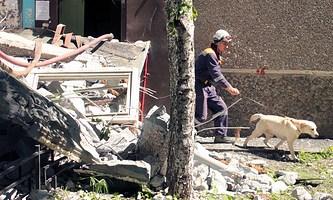 Все пострадавшие от взрыва газа 17.07.16 в Выселках доставлены в больницы