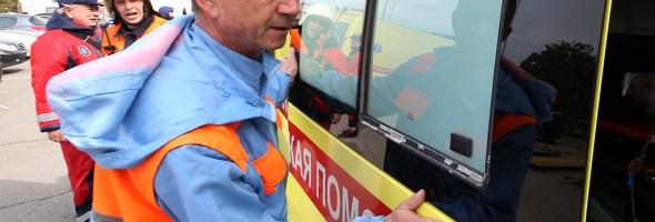 17.08.17 — взрыв ЖД-цистерны СУГ при ведении ремонтных работ в Тобольске