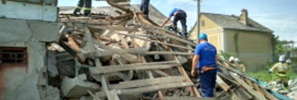 19.05.18 — взрыв газового баллона в частном доме в Кабардино-Балкарии
